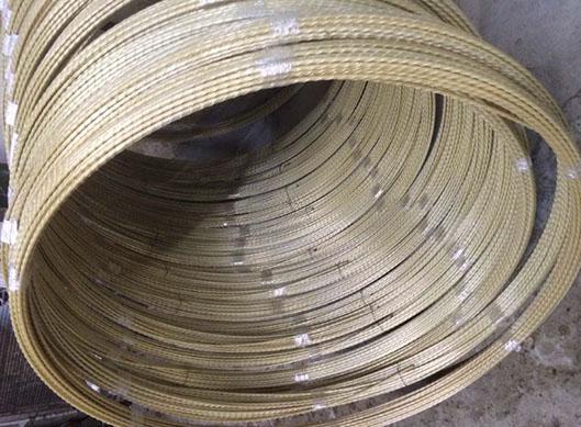 Стекловолоконный перебар Mireb для строительства - С диаметром от 6 мм до 12 мм в рулонах.