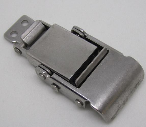 draw latch - internal compression spring latch