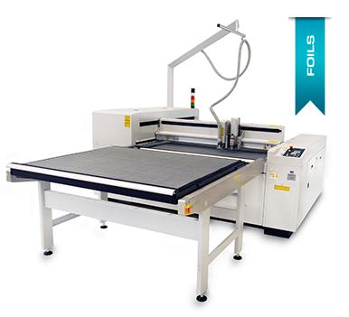 Laser-Schneide-Maschine für Folien - M-1200 Folie