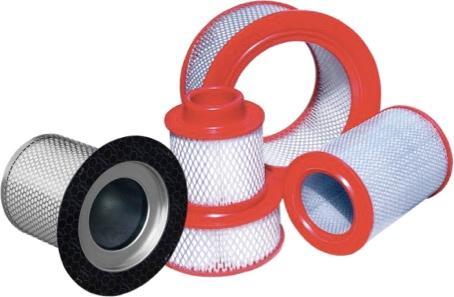 Filtres à air - Filtres pour compresseurs