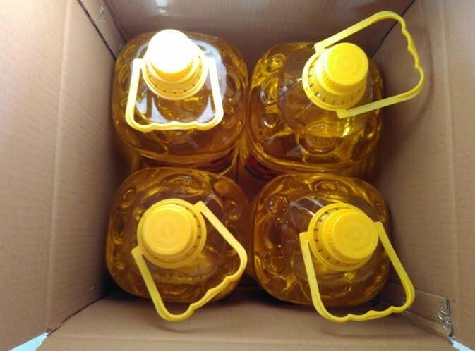 Refined sunflower oil - Cooking oil