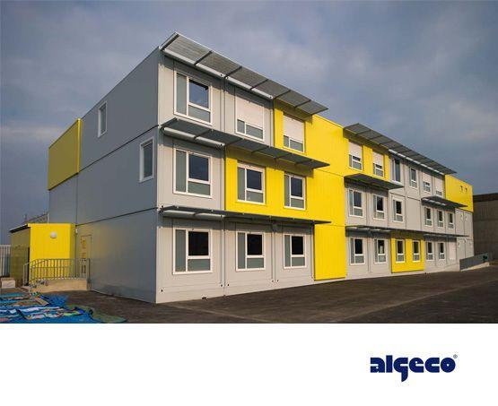 Construções modulares - Construção modular para a educação e escolas