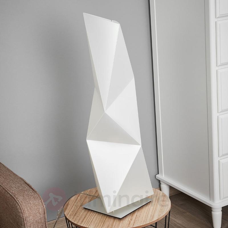 Lampe à poser de designer Diamond anguleuse 72 cm - Lampes à poser designs