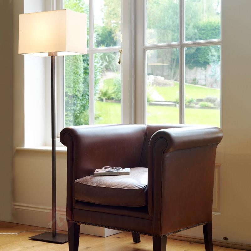 Élégant lampadaire PARK LANE - Lampadaires en tissu