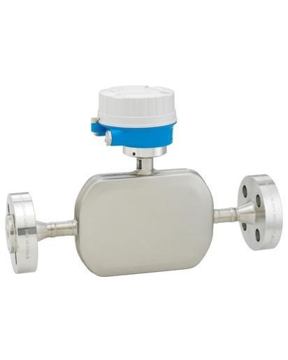 Caudalímetro Coriolis Proline Promass A 500 - Caudalímetro de tubo único para caudales pequeños