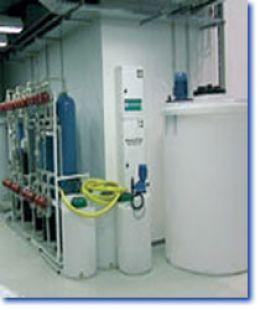 Plants Special-purpose Solutions - Ion Exchanger