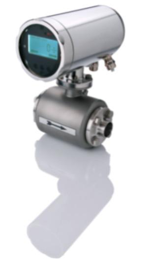 Magnetisch-induktiver Durchflussmesser