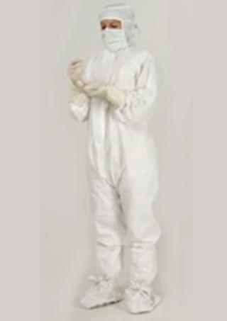 Kit SprayGuard® e CleanGuard® - Indumenti di protezione parziale del corpo da aggressione chimica