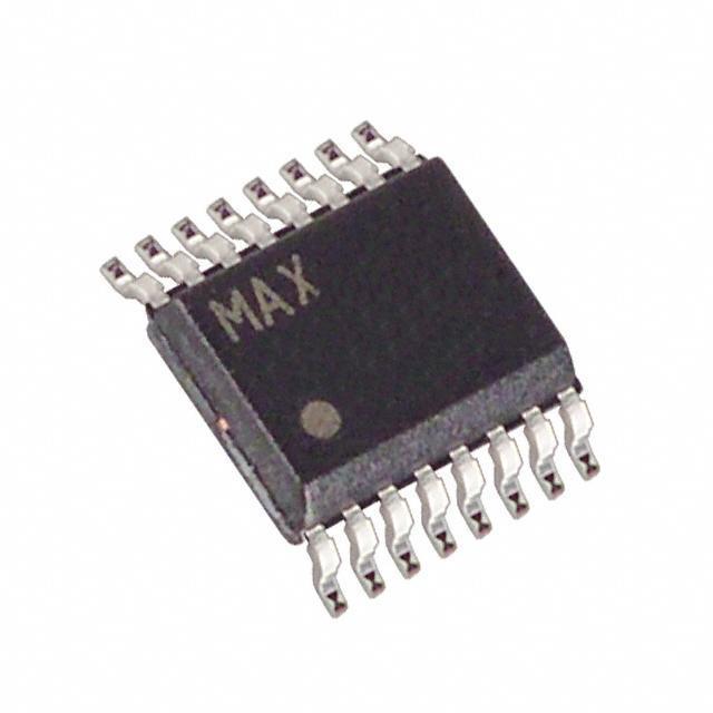 IC 2CH TEMP MONITOR 16-QSOP - Maxim Integrated MAX6639FAEE+