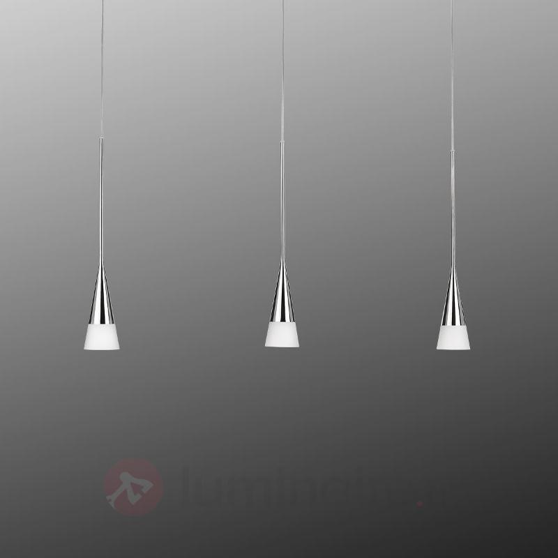 Suspension Clara à trois lampes - Toutes les suspensions