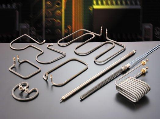 Riscaldatori tubolari - resistenze elettriche corazzate