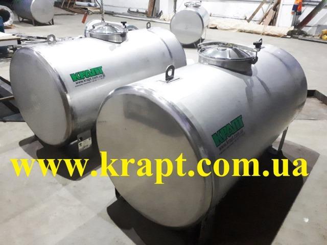 Емкость из нержавеющей стали AISI 304 - производство емкостей из нержавеющей стали
