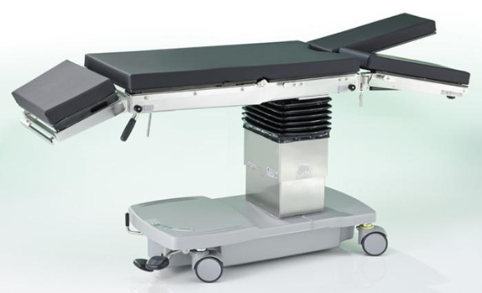OPX mobilis® 200 Mesa de operaciones - Mesa de quirófano ligera y de gran movilidad