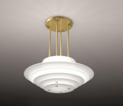 DESIGN CEILING LIGHT - Model 58 bis