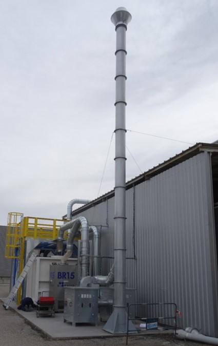Filtration cov - Filtration odeurs de cov