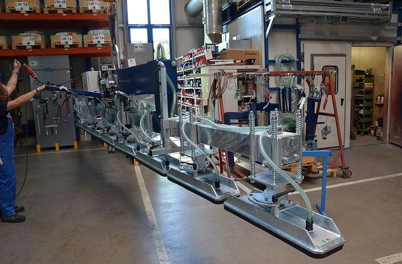vacuum lifter - up to 10.000 kg - null