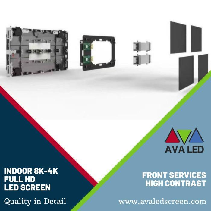 Seriess loistaa - Sisäinen Mini Pixel AVA LED -näyttö