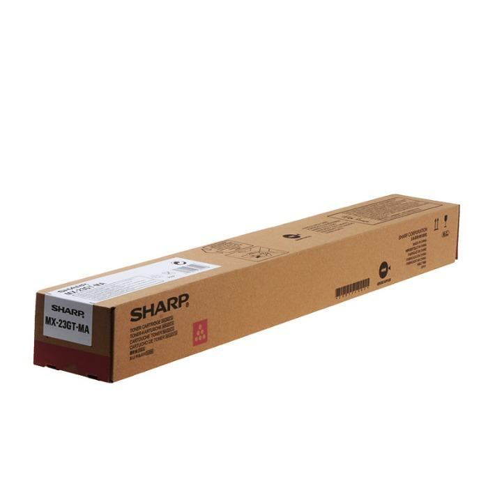Original Sharp - supplies and spare parts - Sharp Toner MX23GTMA