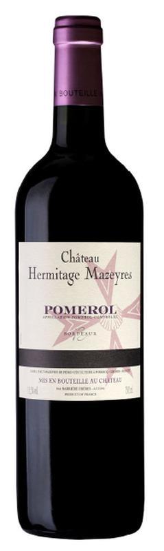 Pomerol wine AOC - Château Hermitage Mazeyres