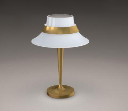 LAMPE HAUTE COUTURE - Modèle 517