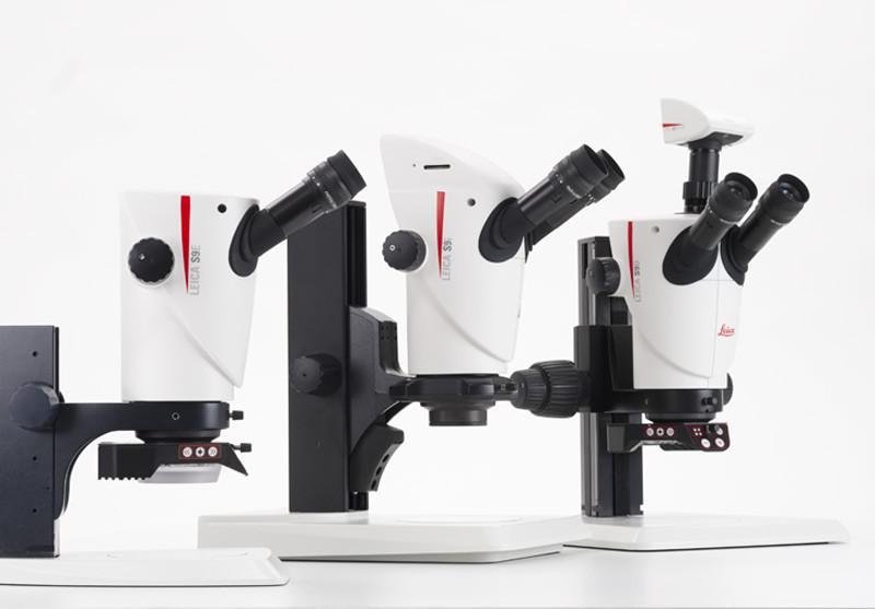 Leica S9-Series - Stereomicroscopi Greenough