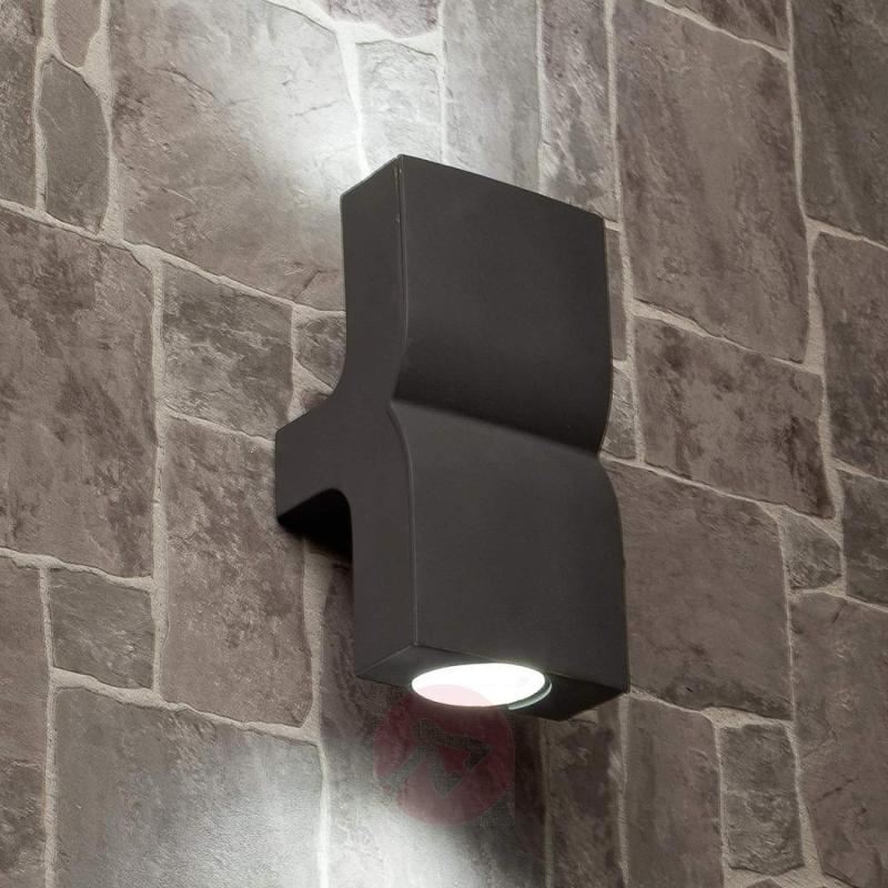 KLAMP - Modern Exterior Wall Lamp - outdoor-led-lights