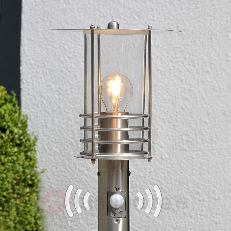 Borne lumineuse Miko avec détecteur de mouvement - Bornes lumineuses avec détecteur