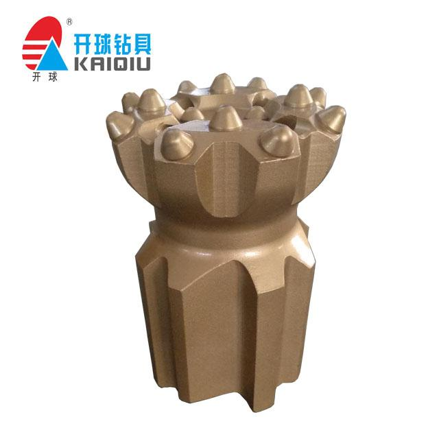 Rock Drilling Tools-drop centre retrac button bits thread  - retrac button bits thread drill bit T51-89/102/115/127