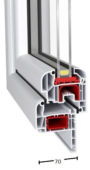 Renovo Id 4000 (Finestre PVC Aluplast)