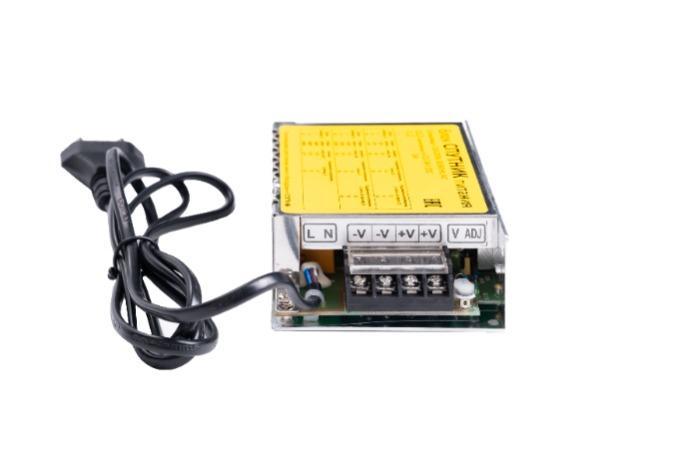 Sputnik Nikola 12-24V power supply - 2-channel 12-24V power supply for the camera and intercom connection