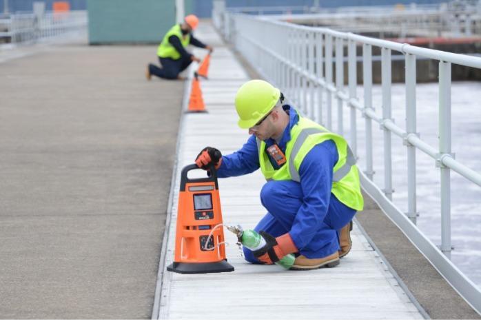 Radius® BZ1 - Supervisión de área diseñada para los ambientes más severos