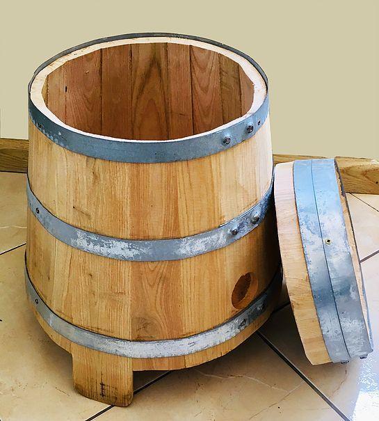 Bag in a box - Oak barrels for bag in box wine