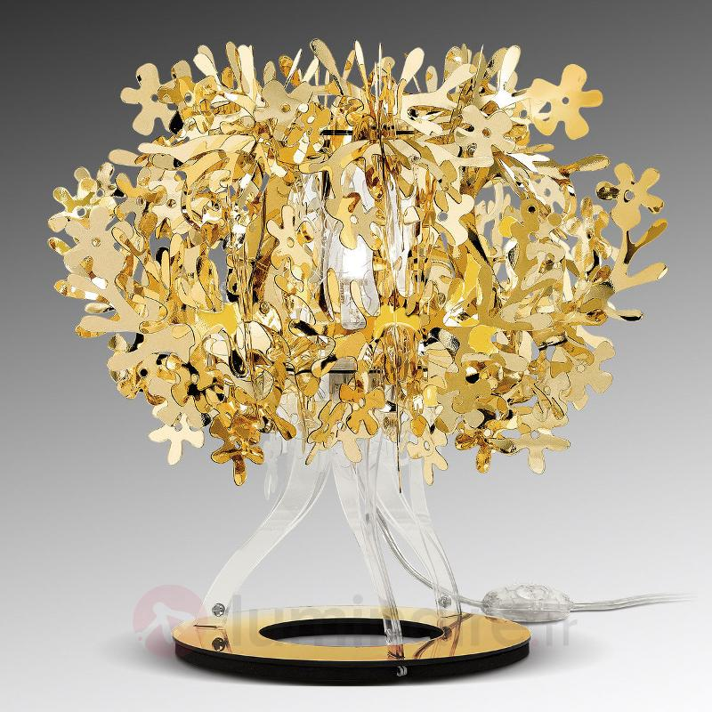 Fiorellina - Lampe à poser de designer, doré - Lampes à poser designs