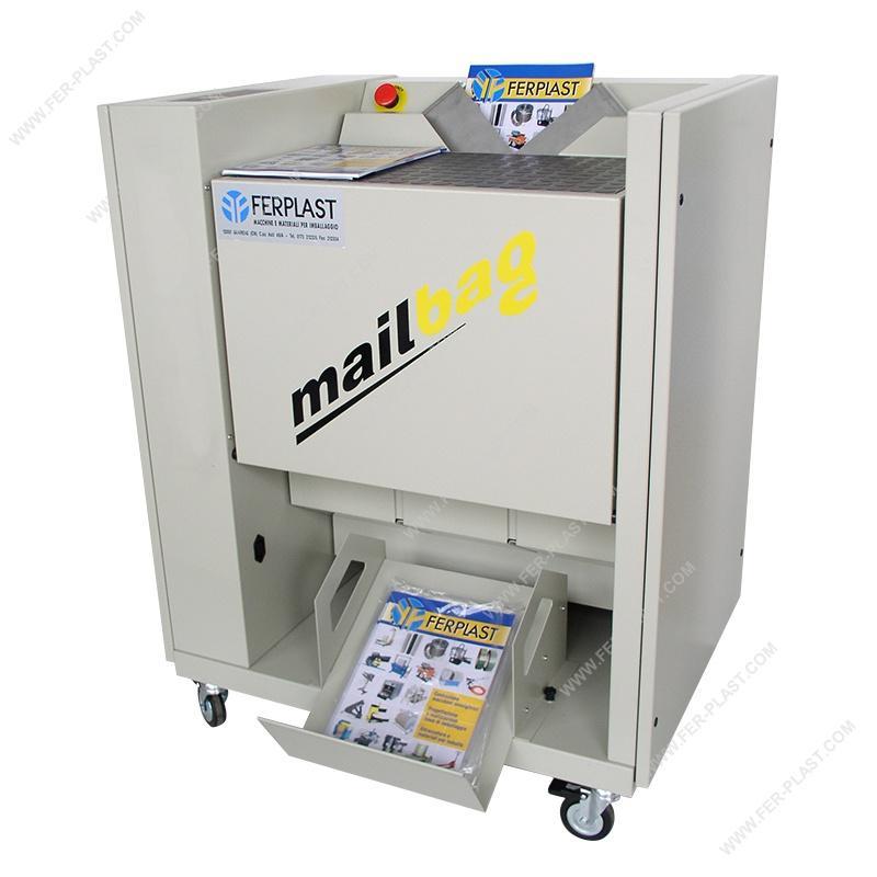 Film Polietilene per confezionamento Mailbag - Confezionamento