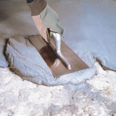 Réparation nid de poule - Concrex Grand Froid 10 kg C Truelle de 14 cm Platoir de 28 c