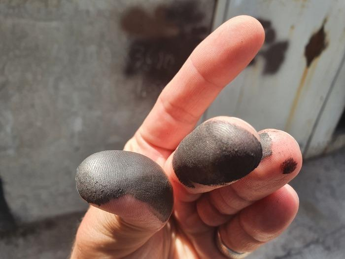 Colloidal graphite - Colloidal graphite for different kinds of manufacturing