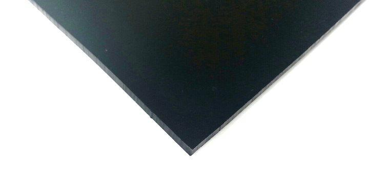 Silicone Rubber Sheet (Solid) - Electrically Conductive Silicone Sheet