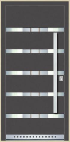 Zunanja PVC vrata Elite Lizbona - Zunanja PVC vrata Elite Lizbona