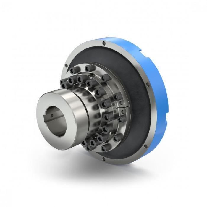 TOK optimisé pour raccordement à emboîtement - TOK Accouplement hautement élastique optimisé pour raccordement à emboîtement