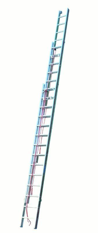 Locations échelles - Location échelles coulissantes à corde jusqu'à 11.40m