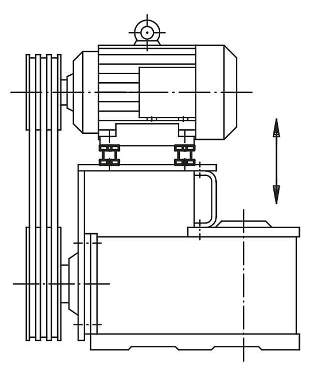 Height adjustment bolts - K0692