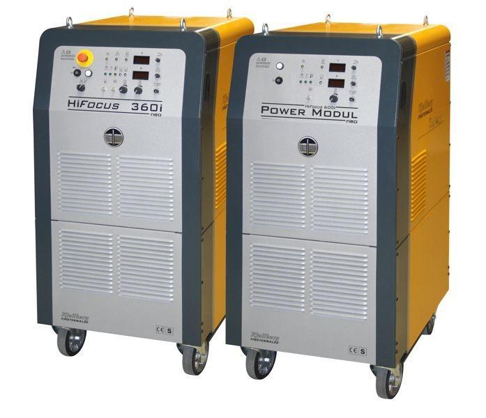 HiFocus 600i neo - Generatore di corrente per taglio al plasma CNC - HiFocus 600i neo