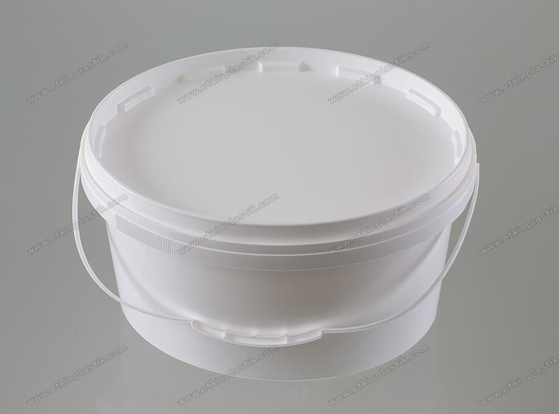 Oval Industrial Pails - E0-95