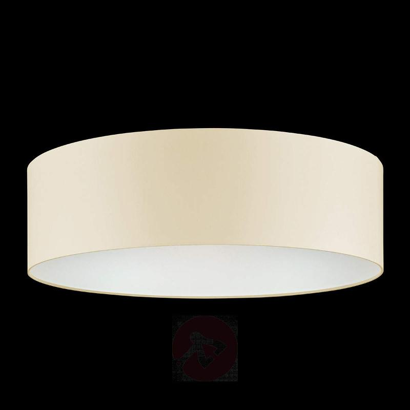 Three-bulb ceiling light Shine Loft, cream-colour - Ceiling Lights