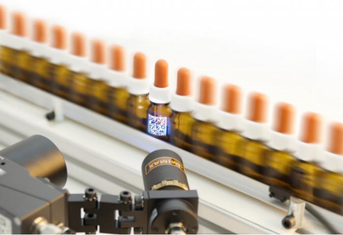 High Power UV-LED-Beleuchtungen - Beleuchtungen für Fluoreszenzanwendungen in der industriellen Bildverarbeitung