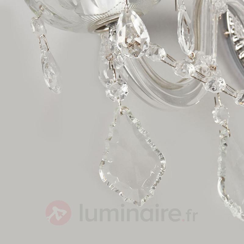 Excellente applique LILIANA - Appliques en cristal