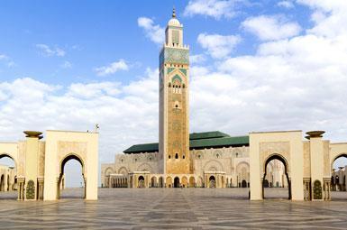 Spedizioni in Marocco