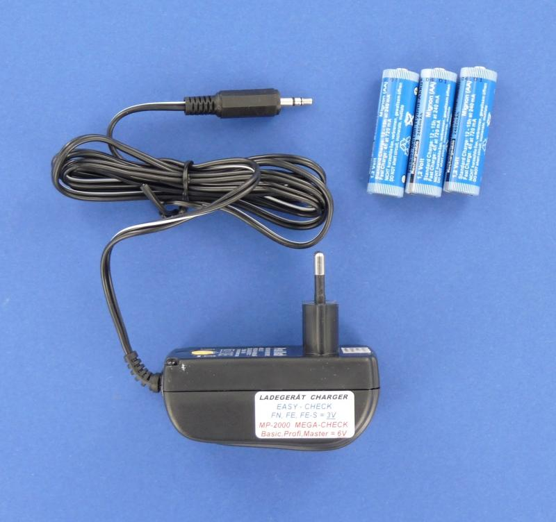 Charger MEGA-CHECK/MP-2000