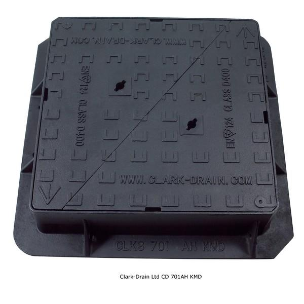 Manhole Cover - CD 701AH KMD