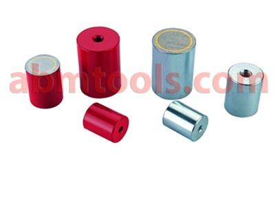 Pot Magnets - Alnico Pot Magnets - Has unlimited applications, such as magnetic fasteners,  displays, Holding Maps